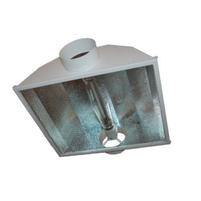 Air Cooled Reflector-6 in. with Hinged Door/Reflective German Aluminum 129706