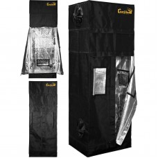 Gorilla Grow Tent 2' x 2.5' Indoor Hydroponic Greenhouse Garden Room | GGT22