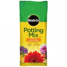 Miracle-Gro Potting Mix, 2 cu ft   551711537