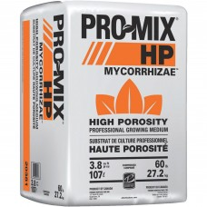 Premier PRO-MIX HP Mycorrhizae High Porosity Grower Mix, 3.8cu ft Compressed Bale   565335108