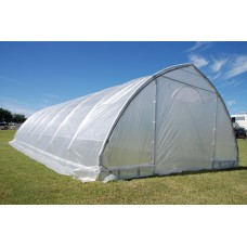 40'x20' Clear Walk-In Greenhouse Hot House - By DELTA Canopies
