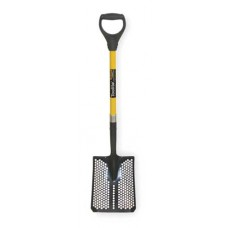 TOOLITE 49503GR Mud/Sifting Square Shovel, 29 In. Handle