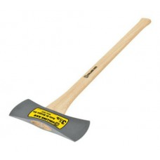 Collins 3-1/2 lb. Double Bit Forged Steel Axe 36 in. L Hickory