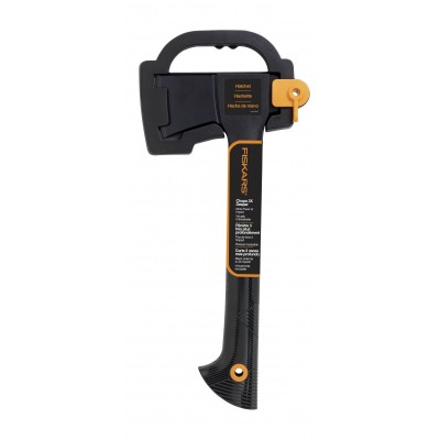 "Fiskars 14"" Hatchet with Blade Guard   551232623"
