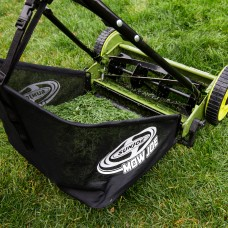 Sun Joe MJ500M-RM Factory Refurbished Mow Joe 16-Inch Manual Reel Mower with Catcher   570948077