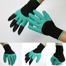 Girl12Queen Gardener Gloves with Claws for Easy Digging Planting Pruning Weeding Seeding