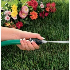Orbit Ultra light Sweeper Nozzle w/Flow Control & Shutoff Valve - Hose Nozzle