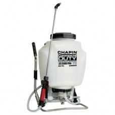 Chapin 63900 4-Gallon JetClean Self Cleaning Wide Mouth Backpack Sprayer   552390080