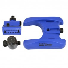 Ultimate Water Sprinkler with Shut-off Timer, Blue