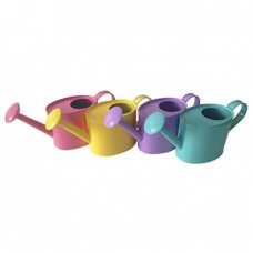 84878 Pastel Colored Watering Can - 0.25 Gallon