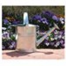 Austram-Griffith Creek Designs Galvanized Steel Silver Watering Can