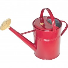 Haws Traditional 2.3 gal Watering Can, Burgundy V143BY   553018206