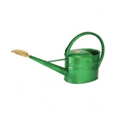 Haws Watering Cans Haws Slimcan Burgundy Metal Watering Can - 5.0 ltr,   1.3 US gallons