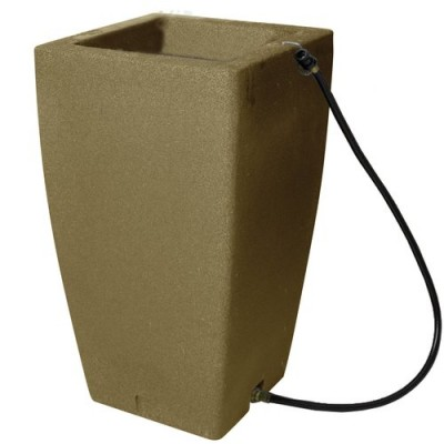 Algreen 49 Gallon Rain Barrel