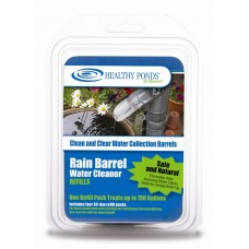 Safe & Effective Rain Barrel Water Cleaner Refills - Pack of 4
