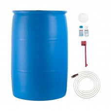 Ultimate 55 Gal Water Barrel Combo   551118650