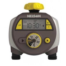 Nelson 856124-1001 6 Cycle Dual Outlet Water Timer   555244036