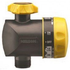Nelson Manual & Mechanical Hose Water Timer - Lawn, Garden Watering 56600
