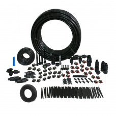 Drip Irrigation Kit for Gardens Standard DIY Watering System