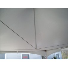 Party Tents Direct 20x20 Outdoor Wedding Canopy Event Tent, Various Colors