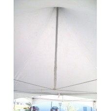 Party Tents Direct 30x30 Outdoor Wedding Canopy Event Tent (White)