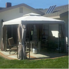 Garden Winds Replacement Canopy for Boscovs 10x10 Gazebo
