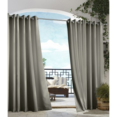 Outdoor Décor Gazebo Solid Grommet Panel   565656654