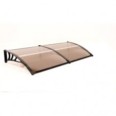 Newacme LLC MCombo 6.5 ft. W x 3.5 ft. D Window & Door Awning