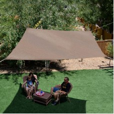Sol Armor 10 ft. Square Shade Sun Sail