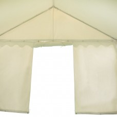 Costway 13'X32' Wedding Tent Shelter Heavy Duty Outdoor Party Canopy Carport White