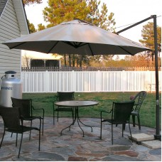 Garden Winds Replacement Canopy Top for AG Umbrella AG5-3.3