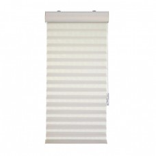 Heeshade V7878IV Plain Sheer Shade, Ivory - 78 x 78 x 2 in.