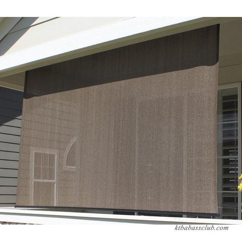 Keystone Fabrics Damon Outdoor Solar Shade