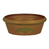 Arcadia Garden Products PSW Plastic Pot Planter